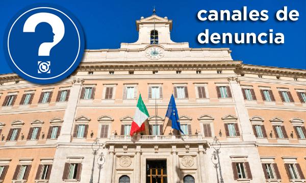 Canales Eticos en Italia