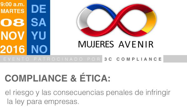 Compliance y Etica: el riesgo y las consecuencias penales de infringir la ley para empresas.