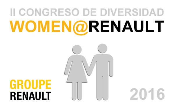II Congreso de Diversidad - Women@Renault