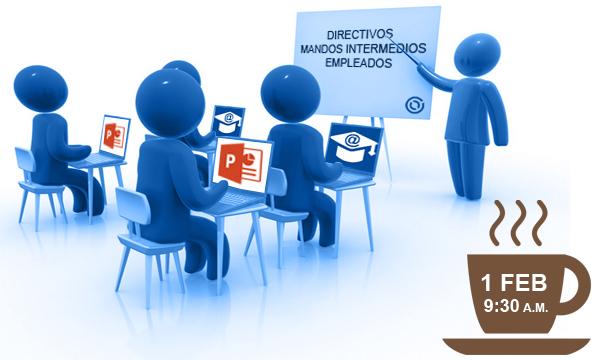 ¿Como formar a Directivos, Mandos Intermedios y Empleados en Compliance?