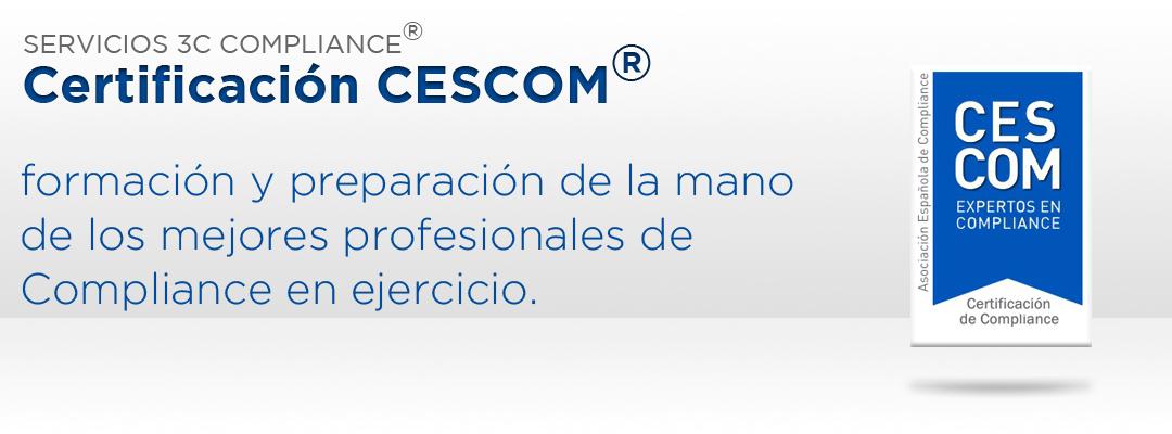 Certificación CESCOM